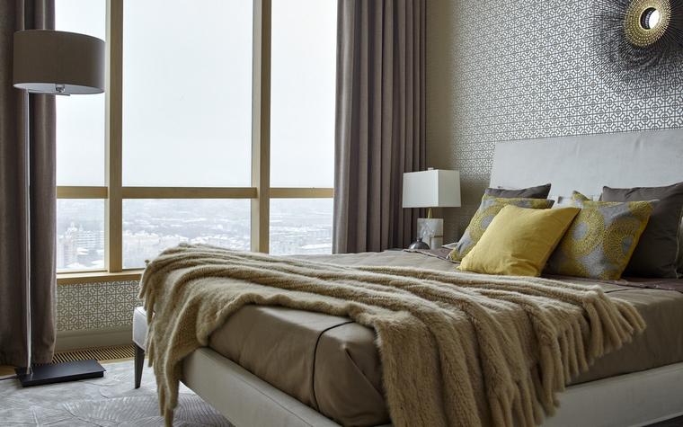 Фото № 66595 спальня  Квартира