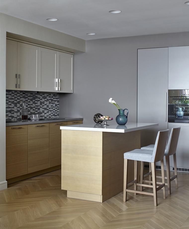 Фото № 66588 кухня  Квартира