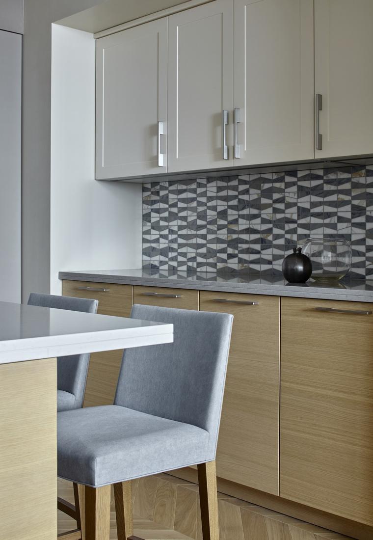 Фото № 66589 кухня  Квартира