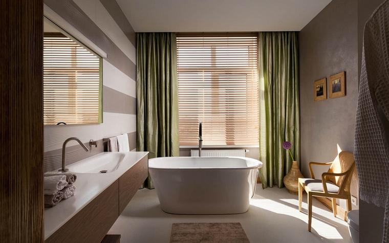 Фото № 66617 ванная  Квартира