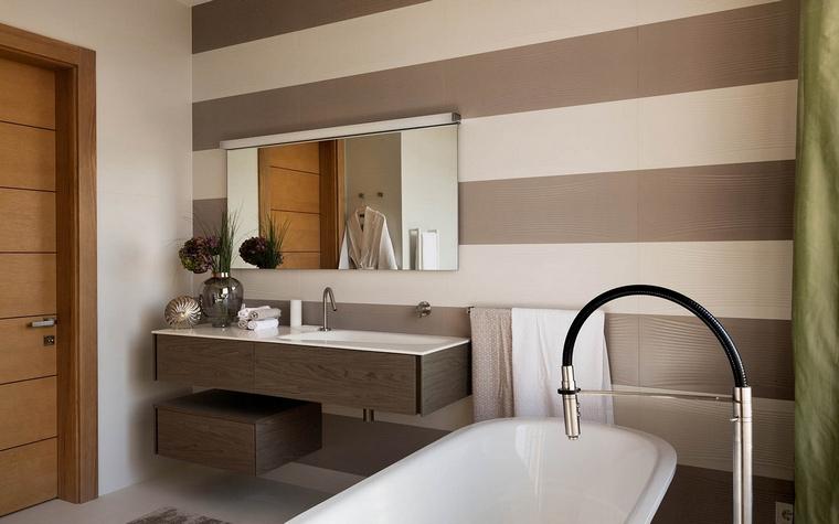 Квартира. ванная из проекта , фото №66618