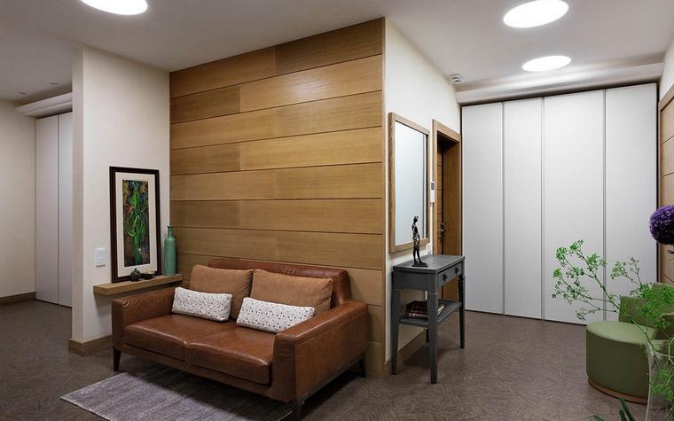 Квартира. холл из проекта , фото №66619