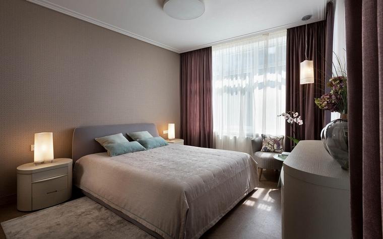 Фото № 66615 спальня  Квартира