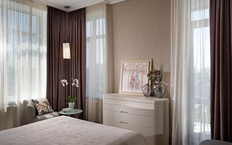 Фото № 66616 спальня  Квартира