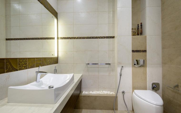 Квартира. ванная из проекта , фото №66717