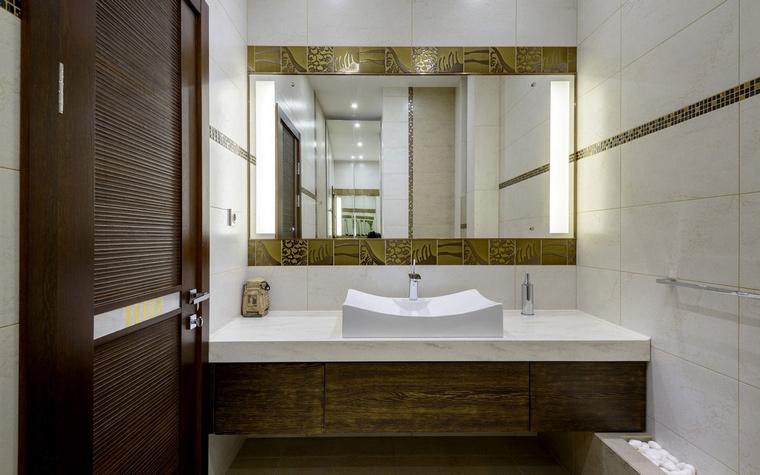 Квартира. ванная из проекта , фото №66719