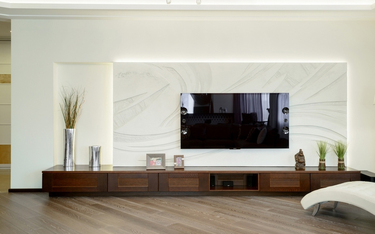 интерьер гостиной - фото № 66703