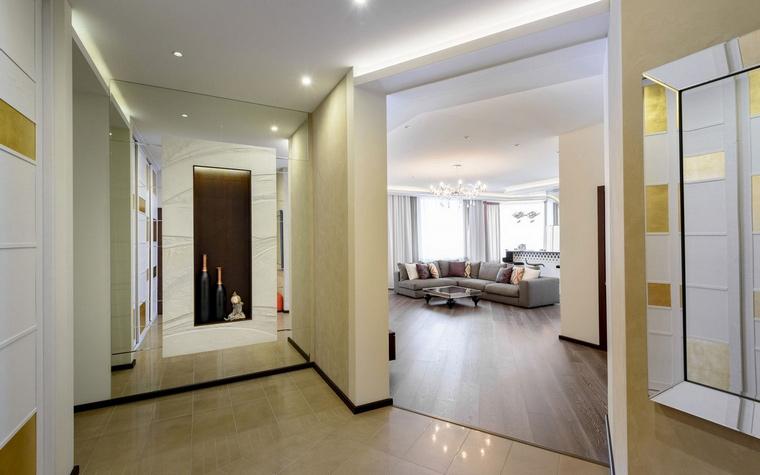 Квартира. холл из проекта , фото №66721