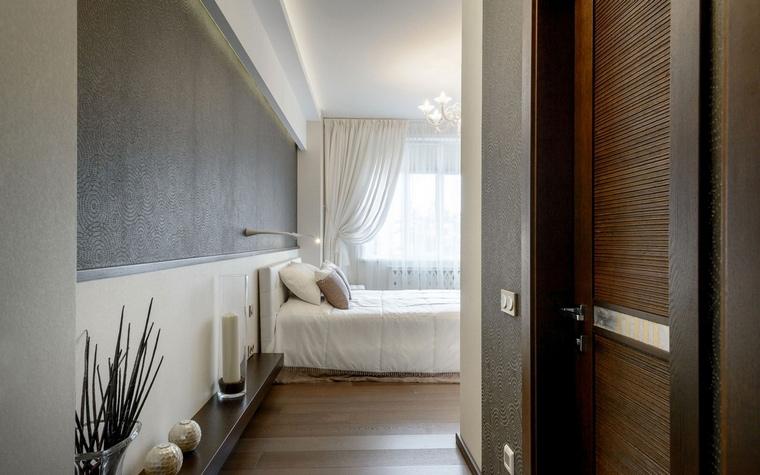Квартира. спальня из проекта , фото №66710