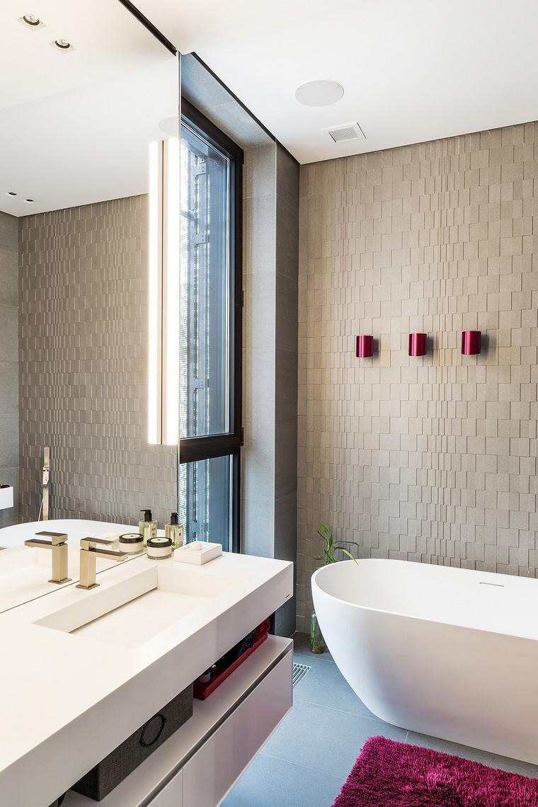 Фото № 66760 ванная  Квартира