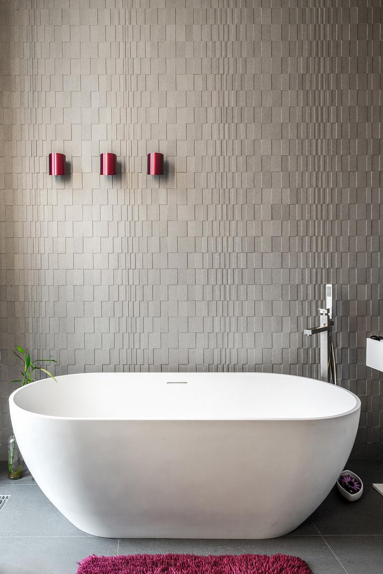 Фото № 66761 ванная  Квартира