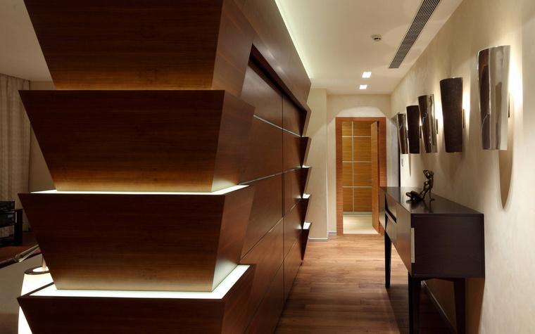 интерьер спальни - фото № 66770