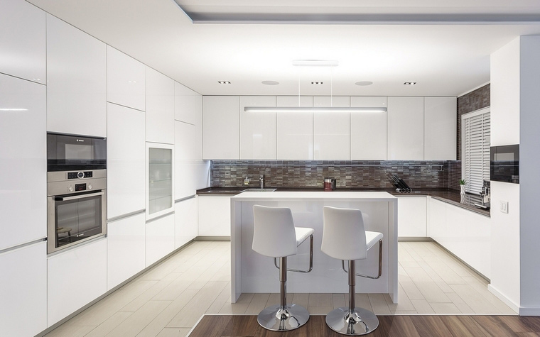 интерьер кухни - фото № 66810