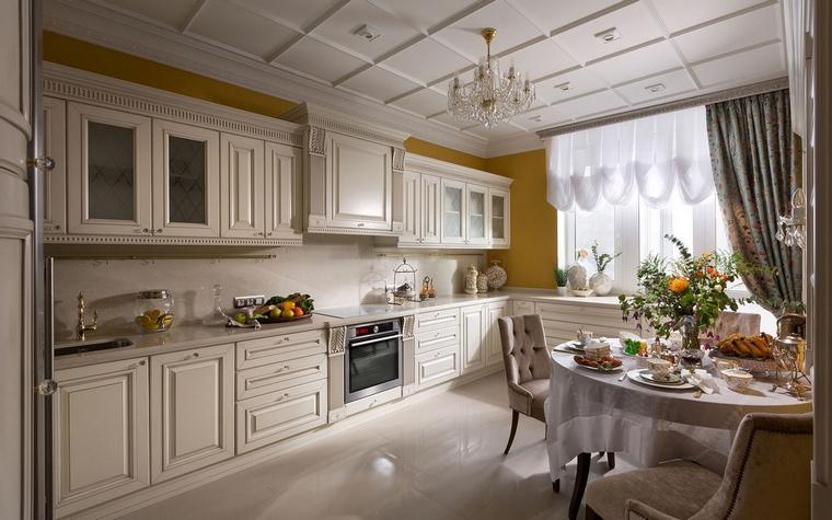 Квартира. кухня из проекта , фото №66832