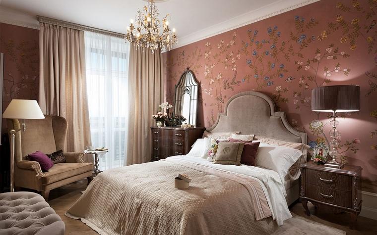 Фото № 66839 спальня  Квартира
