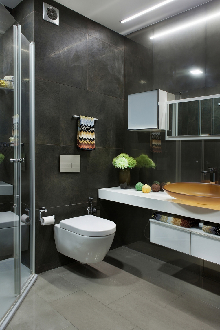 интерьер ванной - фото № 66889