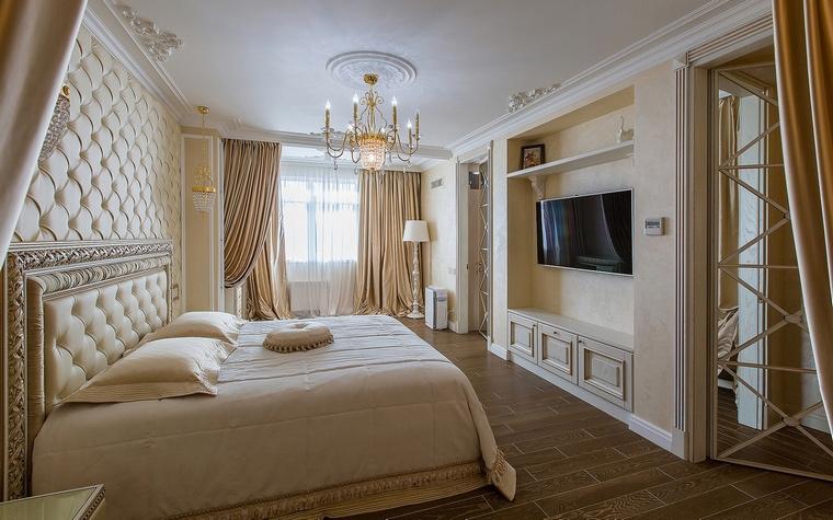 интерьер спальни - фото № 66914