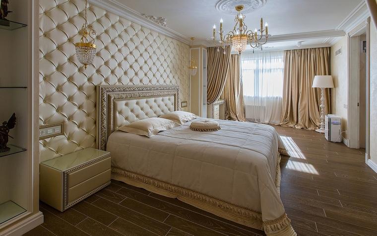 интерьер спальни - фото № 66915