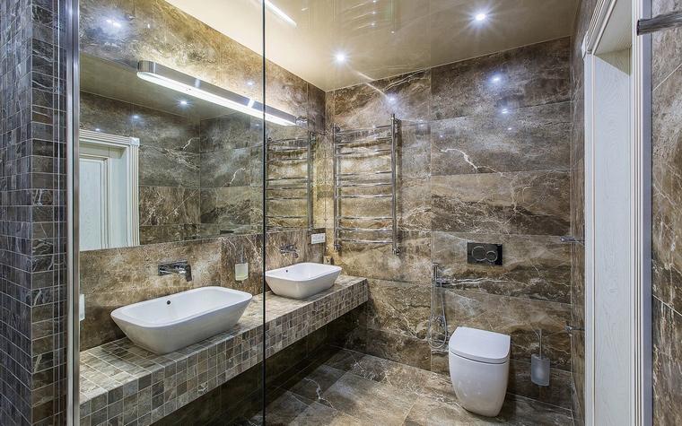 интерьер ванной - фото № 66918