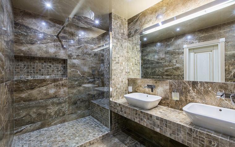 интерьер ванной - фото № 66919