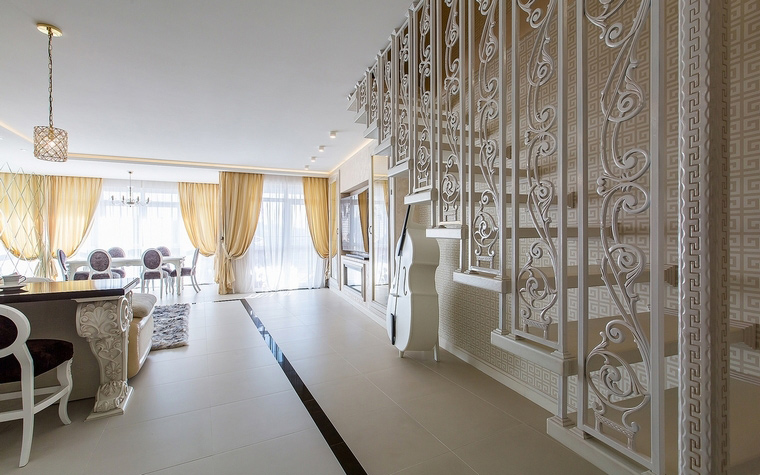 Квартира. гостиная из проекта , фото №66910
