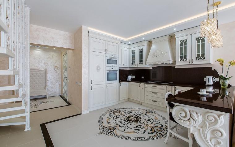 Квартира. кухня из проекта , фото №66912