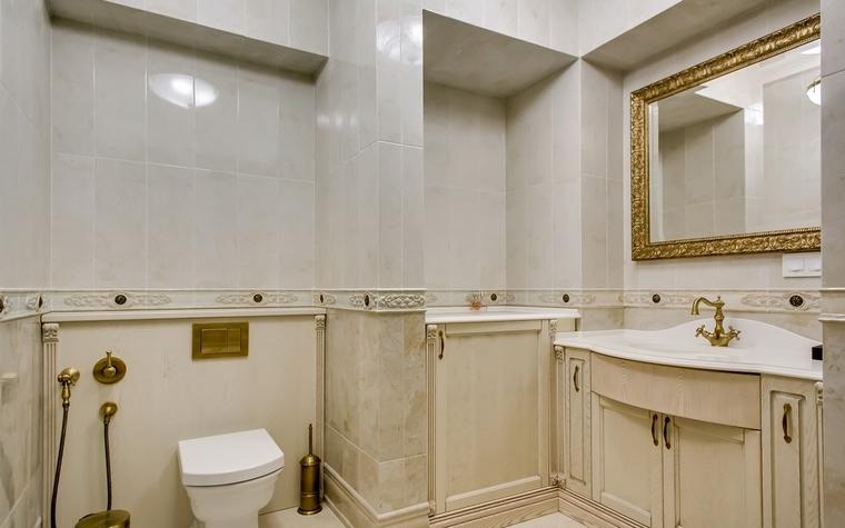 Квартира. ванная из проекта , фото №66946