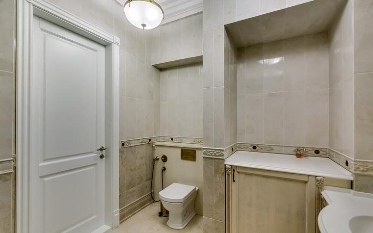 Квартира. ванная из проекта , фото №66950