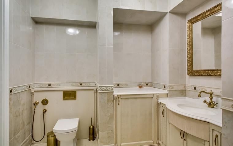 Квартира. ванная из проекта , фото №66951