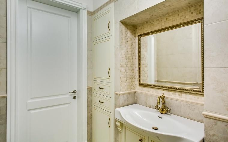 Квартира. ванная из проекта , фото №66953