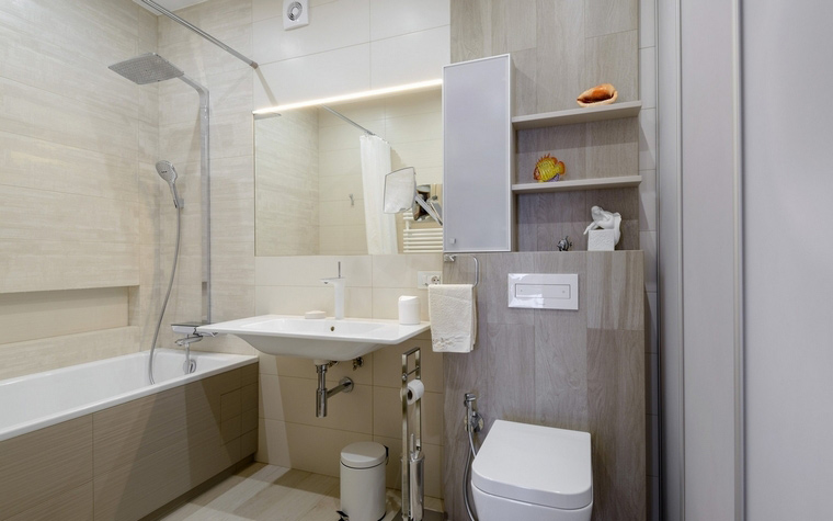 интерьер ванной - фото № 67045
