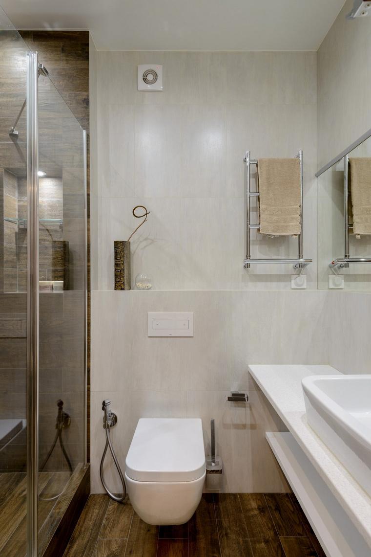 интерьер ванной - фото № 67052