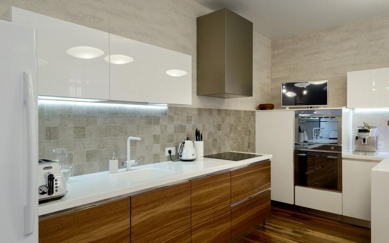 интерьер кухни - фото № 67032