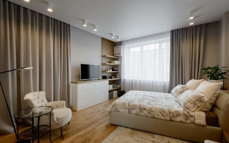 интерьер спальни - фото № 67026