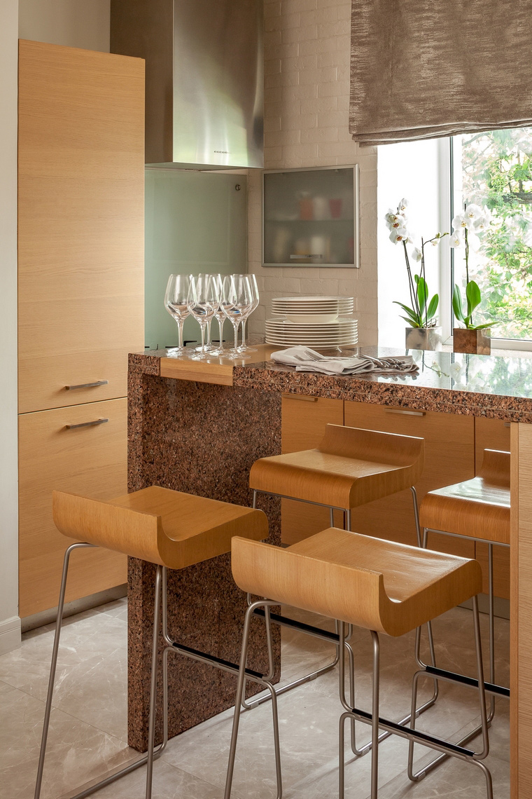 интерьер кухни - фото № 67072