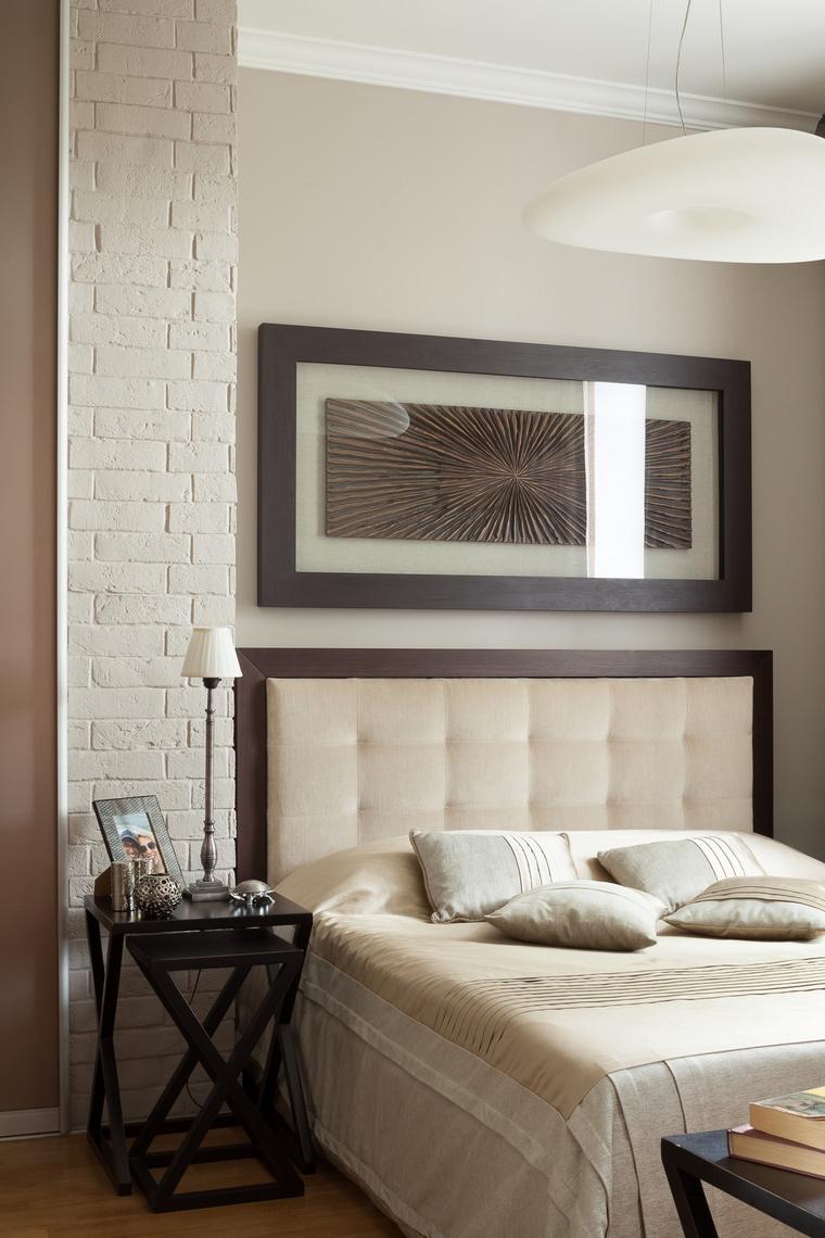 Фото № 67077 спальня  Квартира
