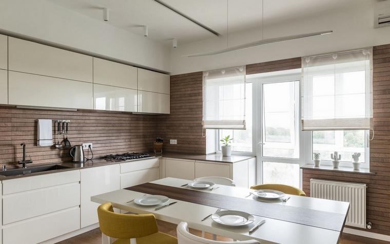 Фото № 67097 кухня  Квартира