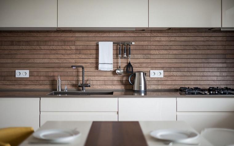 Фото № 67099 кухня  Квартира