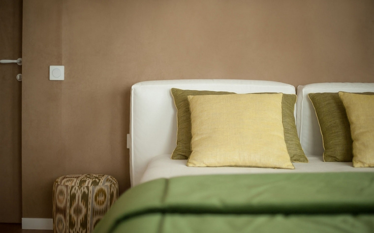 интерьер спальни - фото № 67104