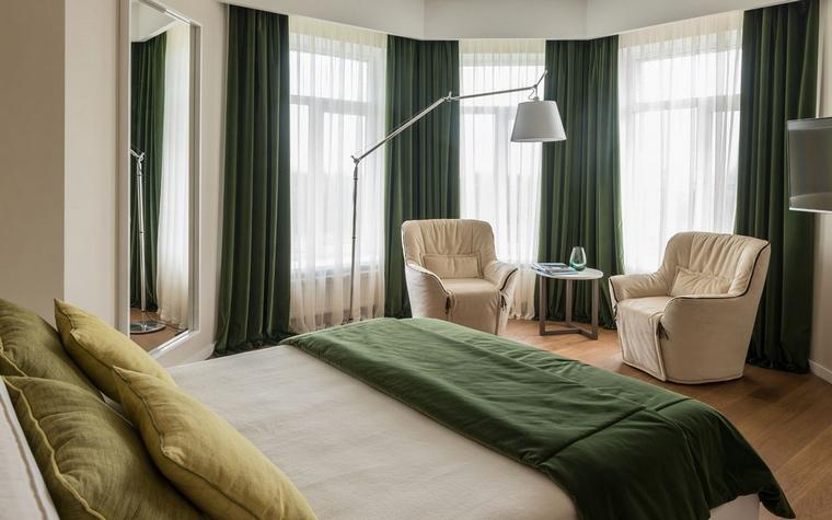 Фото № 67103 спальня  Квартира