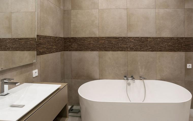 Фото № 67105 ванная  Квартира