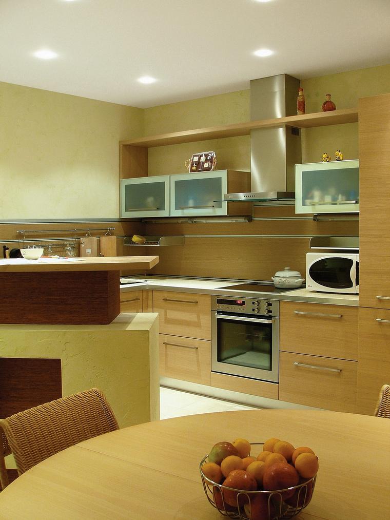 Фото № 67192 кухня  Квартира