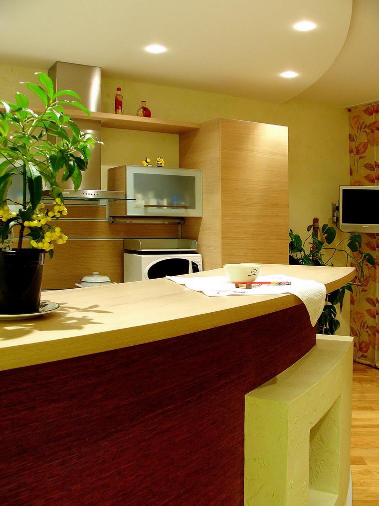 Фото № 67194 кухня  Квартира