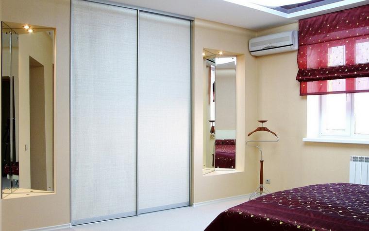 Фото № 67196 спальня  Квартира