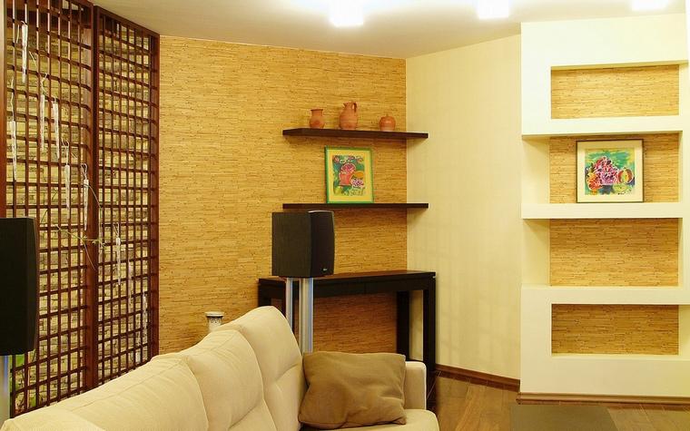 Фото № 67186 гостиная  Квартира