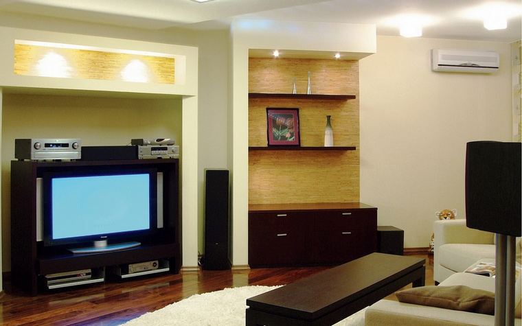 Фото № 67188 гостиная  Квартира