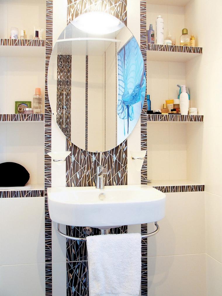 Фото № 67202 ванная  Квартира