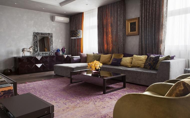 интерьер гостиной - фото № 67208