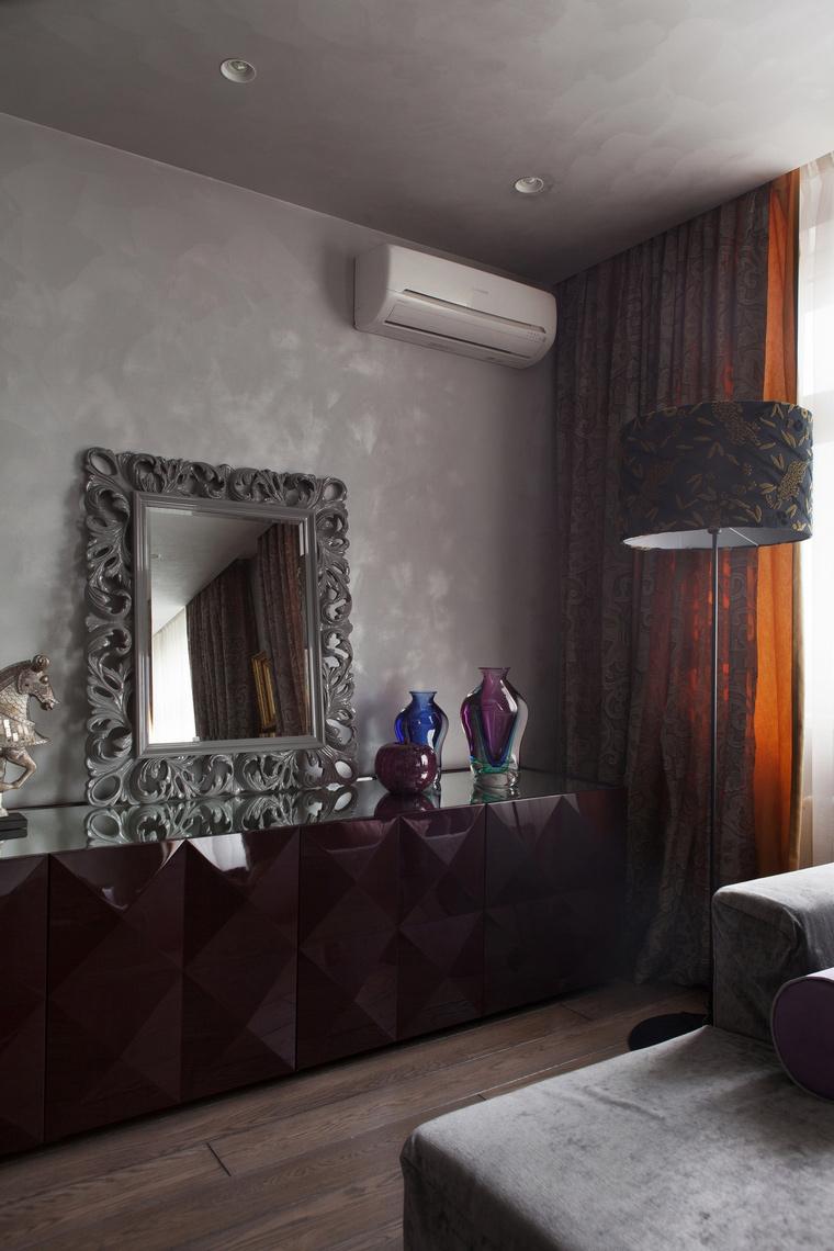 интерьер гостиной - фото № 67211