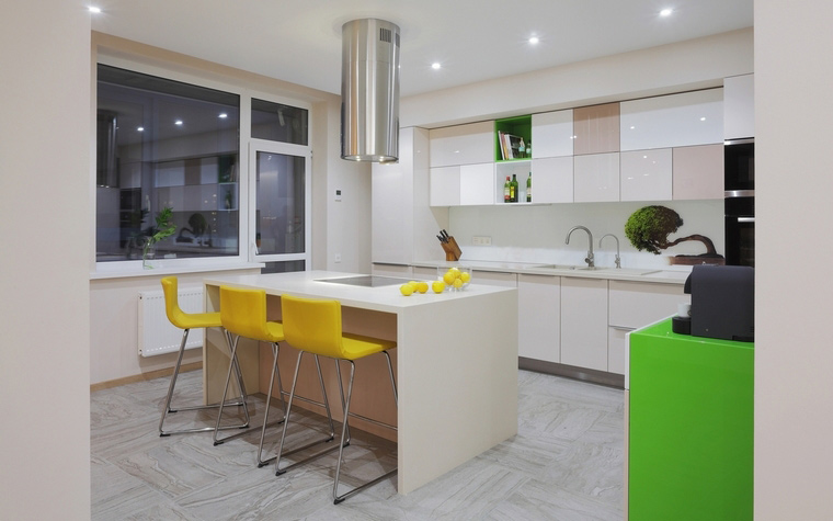 Фото № 67339 кухня  Квартира